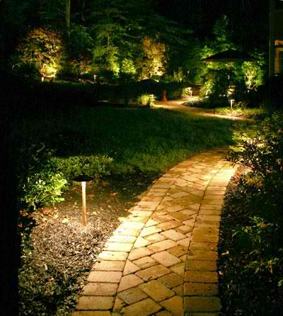 OLP Path lighting